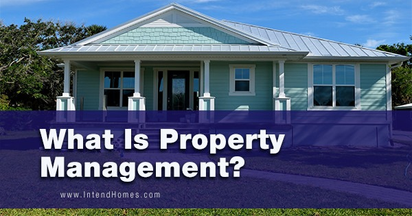 What Is a Property Management?