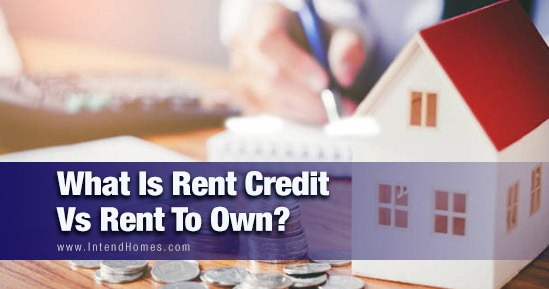 What Is Rent Credit Vs Rent To Own - blog