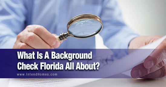 What Is A Background Check Florida All About?