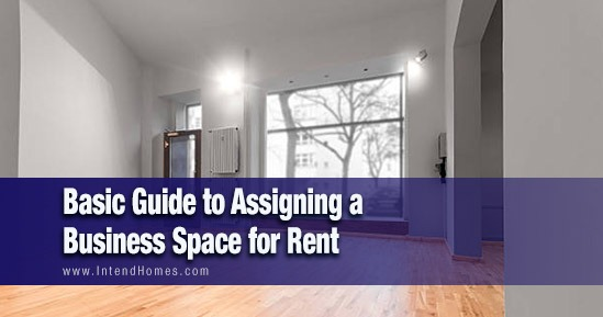Basic Guide to Assigning a Business Space for Rent